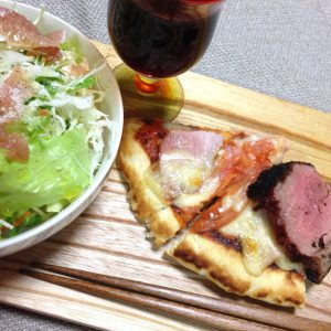 Wood CuttingBoard & Plate