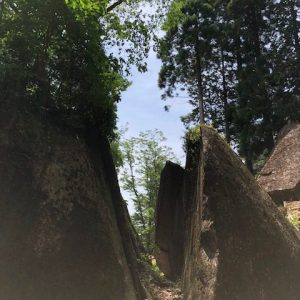 Mysterious megaliths